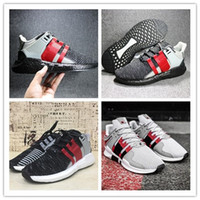 Wholesale New Arrival Winter - 2017 Original New Arrival High Quality Overkill x Consortium EQT Support Future 93 17 BY2913 Real Boost Men Women Running Shoes Size 36-46