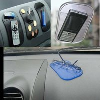 Auto Magic Sticky Pad Handy Anti Slip Non Slip Mat für Handy PDA mp3 mp4 Auto Zubehör CDE_105