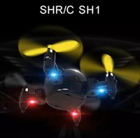 2.4G Mini RC Drone 4CH 6-Axis Gyro Altitude Hold High LED UFO RC Quadcopter Drone RTF Дистанционное радиоуправление Вертолет Quadcopter Toys