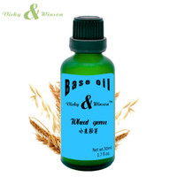 Wholesale Vicky winson Wheat germ oil ml Base Massge Oil Essential Oils Moisturizing Skin Care Products With High Quality VWJC15