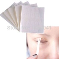 Wholesale Wholesale Eye Talk - Wholesale-FD1895 durable New 50 Pairs Eye Talk Double Eyelid Technical Eye Tapes ~1 Box 50 Pairs~