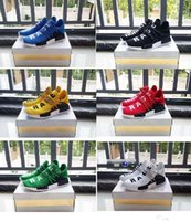 Wholesale Men Pu Fashion Shoes - Originals NMD HUMAN RACE Pharrell Williams x NMD Runner 2017 Men Women Fashion Sports Shoes NMD HUMAN RACE Yellow Grey Red Green Blue 36-47