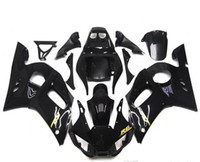 Wholesale Top Fairing R6 - New TOP quality motorcycle ABS Fairing Kits 100% Fit For YAMAHA YZF-R6 98-02 YZF600 1998 1999 2000 2001 02 YZF R6 nice black glossy
