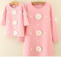 Wholesale Fashion Sweet Princess Kids Baby Girls Clort Print12