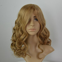 Wholesale Blonde Wig Skin - Customized 12 22# blonde color skin top Jewish Kosher wig for white women human virgin Mongolian hair small layer