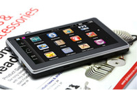 jugador de china gratis al por mayor-Bluetooth 4.3 pulgadas de pantalla táctil SAT NAV Sistema de navegación GPS del coche Reproductor multimedia 4311 construido en Lifetime IGO Free Map