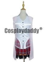 Wholesale Serah Costume - Final Fantasy XIII FF 13 Serah Farron Cosplay Costumes