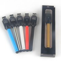 Wholesale Slim Ecig - Vape pen ecig vaporizer 510 bud touch battery mini slim o pen buttonless auto batteries for ce3 cartridge atomizer vapes