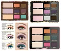 Wholesale shadow box sale for sale - Group buy Hot sale Sugar Pop Eyeshadow Cheek Palette Totally Cute and Cat Eyes style Shadow Palette Blush face Cosmestics Makeup In Retail box hot