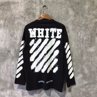 Wholesale Men T Shirt Mix - 2017ss New hip hop Collection Off-White C O X Mirror women men t shirt summer mix style short sleeve t-shirts tee OFF White Virgil Abloh