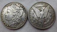 Wholesale US Coins morgan dollar cc Promotion Cheap Factory Price nice home Accessories Silver copy Coins