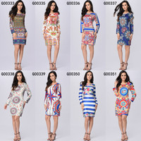 Wholesale Granny Dress - Granny Chic and Fashion European Station Autumn and Winter Style East Gate Fine Brand Short Dress 2017 New Women's Clothing Dresses