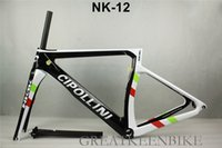 Wholesale Cipollini Bikes - 2017 The top quality nk1k carbon road bike frame t1100 carbon fiber BSA bb30 CIPOLLINI road bike frameset