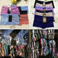 senhoras calcinha de renda venda por atacado-Mais novo comércio exterior mulheres multicolor lace underwear transparente senhoras moda sexy ladies underwear calcinha de renda cuecas 2774