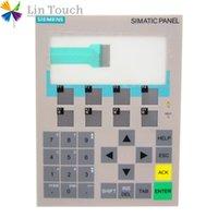 membrana del teclado al por mayor-NUEVO PANEL SIMATIC OP77B 6AV6641-0CA01-0AX0 6AV6 641-0CA01-0AX0 PLC HMI Teclado de interruptor de membrana Teclado Se utiliza para reparar el teclado de la máquina