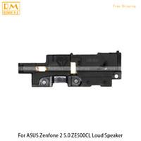 Wholesale Asus Speaker - 5pcs lot For ASUS ZenFone 2 5.5 ZE550ML ZE551, 5.0 ZE500CL Zenfone 6 6.0 A600CG Loud Speaker Buzzer Ringer Repair Replacement Parts Assembly