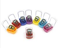 digital, mão, segurado, lcd, contador venda por atacado-Atacado- JETTING 1 PCS Mini 5-Digit LCD Eletrônico Digital Golf Sports Universal Dedo Hand Held Ring Tally Contador