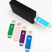 yatak odası satışı toptan satış-Taşınabilir Mini Hava Aroma Aromaterapi Arıtma USB Uçucu Yağ Difüzörü Araba Yatak Odası Için Nemlendirici Fabrika Doğrudan Satış 2 4zx BB