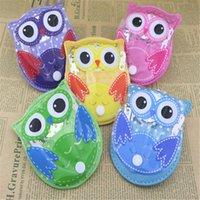 Wholesale Pedicure Set Party Favor - 100set 5 In 1 Owl Manicure Set Professional Nail Tool Kits Pedicure Kit Clipper Wedding Favors And Gifts For Guests