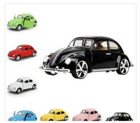 Wholesale Toy Cars Brands - Brand New UNI 1 32 Scale Car Model Toys 1967 car Diecast Metal Pull Back Car Toy Gift   Collection   Children