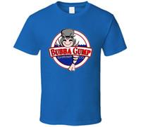 Wholesale men company - Forrest Bubba Gump Shrimp Company Movie T Shirt
