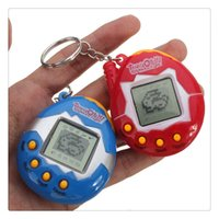 Wholesale Free Virtual Games - Retro Game Toys 49 Pets In One Funny Toys Vintage Virtual Pets Cyber Toy Tamagotchi Digital Pet Child Games Kids Free Shipping