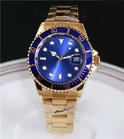 Wholesale 40mm automatic date luxury fashion men and women of the steel belt movement quartz clock men watch