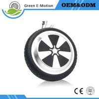 "Wholesale Electric Wheels Wheelbarrow - Electric Brushless Gear Wheel Motor 6.5"" 36V 200W 250W 350 Electric Robot Electric Wheelbarrow Golf Cart High Torque"