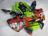 Wholesale Rossi Fairings - Fairing Kits CBR600 RR 03 ABS Fairing for Honda CBR600RR 2004 rossi Body Kits CBR 600 RR 2003 2003 - 2004