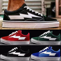 Wholesale Fabric Buttons - 2017 new Revenge X Storm Old Skool Training Sneakers,wholesale 2017 new Mens Womens Fashion Casual skate shoes,Retro Sports Running Boots