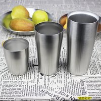Wholesale Wholesale Camp Food - Stainless Steel Thermo Bottle Steel Cup Unbreakable Canteen Set Great For Indoors Outdoors Camping Kids Baby Friendly Food Grade Steel