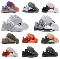 Wholesale Mens Winter Boots Size 12 - Hot Sale Harden Vol. 1 BHM Black History Month Mens Basketball Shoes Fashion James Harden Shoes Outdoor Sports Training Sneakers Size 7-12