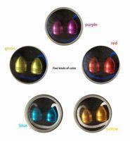 Wholesale Glow Machine - Machined Begleri Fidget Beads 5 Color Thumb Chucks Aluminum Alloy EDC Glow in Dark Fluorescent light ADHD Anti Stress Novelty Toys