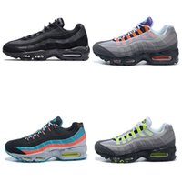 Wholesale Air Man Max - New Boots Men Shoes Maxes Cushion 95 OG PREM Sneakers 20 Anniversary 95s Walking Running Sports Low Shoes Size 40-46