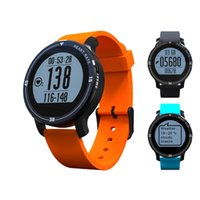 Wholesale Wholesale Exercise Watches - Sports Smart Watch Waterproof Heart Rate Monitor Smartwatch S200 Aerobic Exercise Smartband Band Fitness Tracker for Android IOS 8.0 Phone