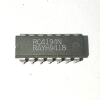 Wholesale Circuit Chip Wholesale - RC4194N . RC4194   ADJUSTABLE MIXED REGULATOR integrated circuits IC , PDIP14 , dual in-line 14 pins dip plastic package chips