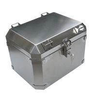 transportpakete großhandel-portable Edelstahl Toolcase Hause Lagerung Werkzeugkasten Werkzeug Verpackung Ausrüstung Transport Box Motorrad Heckkasten Kofferraum