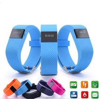 Wholesale Update Package - TW64s IP67 Waterproof Smart Bracelet updated TW64 Heart Rate Monitor Sport Tracker Bluetooth 4.0 for IOS Android With Retail Package