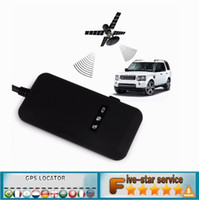 Wholesale Gps Tracking Systems For Kids - Car Locator Bicycle GPS Tracking Mini GPS Tracker for GSM GPRS GPS Vehicle Tracker for Kids Pet rastreador veicular Black