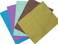 Wholesale Wholesale Microfiber Cloths For Glasses - 40*50cm nonwoven fabric microfiber cleaning cloth for car cleaning