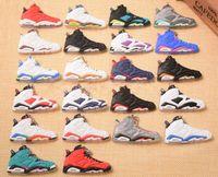ingrosso fascini portachiavi da basket-Scarpe da pallacanestro Anelli portachiavi Fascino Sneakers Portachiavi Portachiavi Accessori appesi Novità Sneakers moda Portachiavi C90L