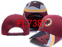 Wholesale Redskins Cap - 2017 Redskins snapback hats Sprots All Team baseball Caps men women get more pictues contact us