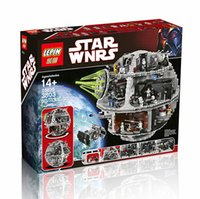 Wholesale Death Stars - LEPIN 05035 limited edition Star Death Star 3804pcs Building Block Brick toys educational Compatib legoed with 10188 Wars Gift