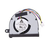 Compra Ventilatore Del Pc 5v-All'ingrosso ventilatore 4Pin DC 5V 0.4A Cpu cooler fan per ASUS Eee PC 1025