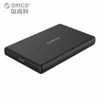 Wholesale Enclosure Plastic - 2.5 Inch HDD Case USB3.0 Micro B External Hard Drive Disk Enclosure ORICO High-Speed Case for SSD Support UASP SATA III (2189U3)