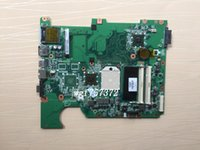 Wholesale Motherboard G61 - For HP Compaq Presario CQ61 G61 Laptop Motherboard 577065-001 DAOOP8MB6D1 AMD DDR2 Notebook Systemboard