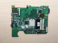 Para HP Compaq Presario CQ61 G61 Laptop Motherboard 577065-001 DAOOP8MB6D1 AMD DDR2 Notebook Systemboard
