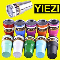 Wholesale Double Wall Beer - Tumbler Beer yiezi Cup 30oz 20OZ 10OZ 12OZ 18 36 64OZ Cups Stainless Steel Double Wall Vacuum Insulated Travel Mug OTH242