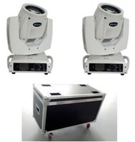 Wholesale Moving Beam Sharpy - 2pcs Sharpy Beam 230W Stage Beam 7R Moving Head Light with Flight Case