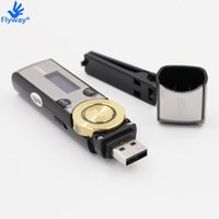 Wholesale Mp3 2gb Clip - Wholesale- Wholesale New Real 2G B172F Sport Mp3 Music Player for Son With Clip FM Radio 2GB Fashion 172 MP3 Players with Earphones